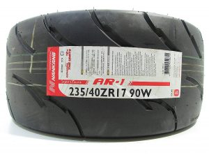 235/40R17 NANKANG AR-1 Competition Semi Slick Tyre