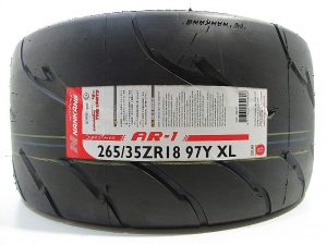265/35R18 NANKANG AR-1 Competition Semi Slick Tyre
