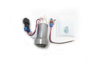 Walbor TI-Automtive 450 litre per hour intank fuel pump flex fuel compatible