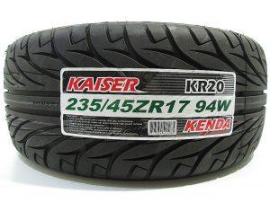 one Tyre 235/45R17 Kenda KR20