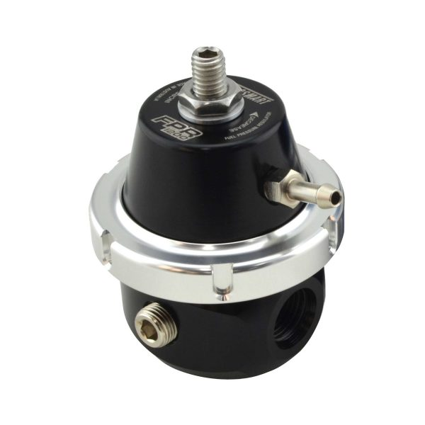 Turbosmart FPR 1200 EFI Fuel Pressure Regulator Black