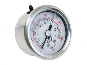 Turbosmart Fuel Pressure Gauge 0-100 PSI