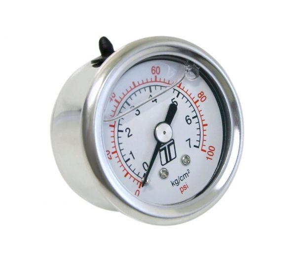 Turbosmart Fuel Pressure Gauge 0-100 PSI