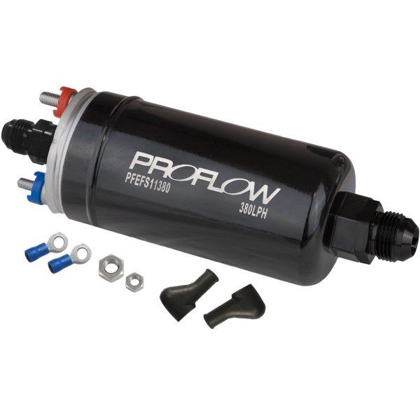 Proflow External EFI Fuel Pump 380LPH