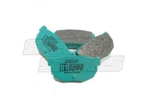Set of 4 R230 brake pads