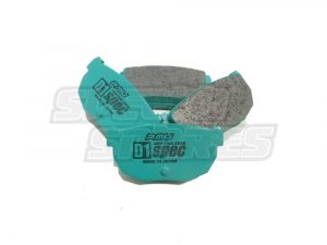 Set of 4 PMU R230 brake pads