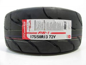 175/50R13 Nankang AR-1 Competition Semi Slick Tyre