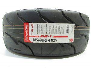 185/60R14 Nankang AR-1 Competition Semi Slick Tyre
