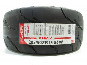 205/50R15 Nankang AR-1 Competition Semi Slick Tyre