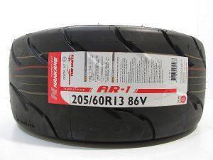 205/60R13 Nankang AR-1 Competition Semi Slick Tyre