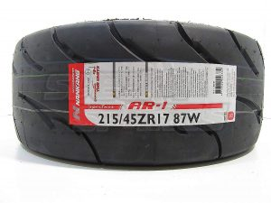 215/45R17 Nankang AR-1 Competition Semi Slick Tyre