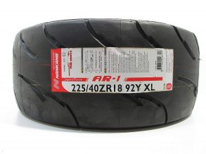 225/40R18 Nankang AR-1 Competition Semi Slick Tyre