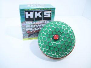 HKS Green Mushroom Style Pod Filter