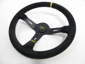 Velo R65 Steering Wheel Suede 350mm