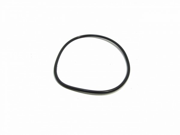 Black Round Rubber O-ring