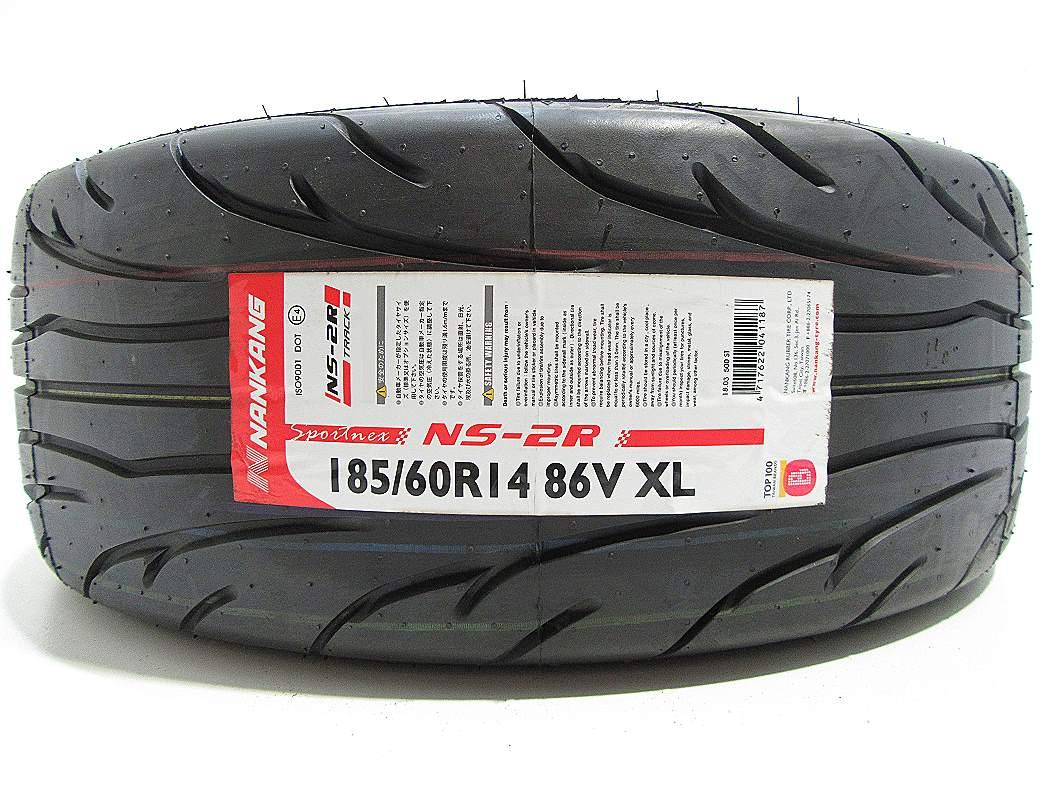 185 60R14 Tires >> 185 60r14 Nankang Ns 2r Semi Slick Tyre 120 180tw