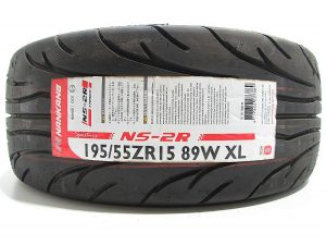 195/55R15 Nankang NS2R Semi Slick Tyre 120/180TW