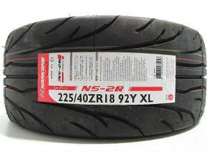 225/40R18 Nankang NS2R Semi Slick Tyre 120/180TW