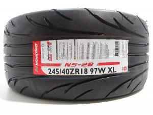 245/40R18 Nankang NS2R Semi Slick Tyre 120 Treadwear