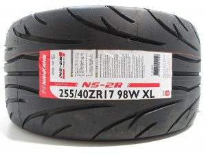 Nankang Tyre 255/40R17 NS-2R