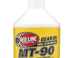 Redline MT-90 Gear Oil 0.94L