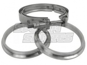 Sonic V-Band Coupling Sets Stainless Steel