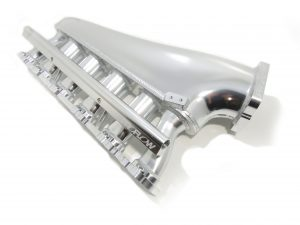 Polished inlet manifold suit ford Barra
