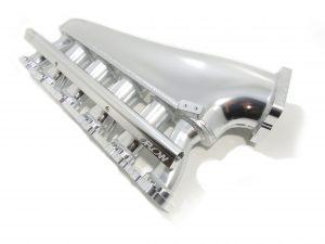Proflow Intake Plenum Ford 4.0 Barra polished