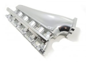 Proflow Intake Plenum Ford 4.0 Barra polished