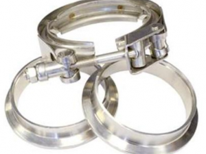 Sonic V-Band Quick Release Coupling Sets Stainless Steel