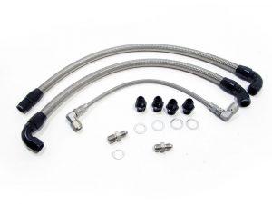 Nissan S14/S15 SR20DET Braided Turbo Line Kit