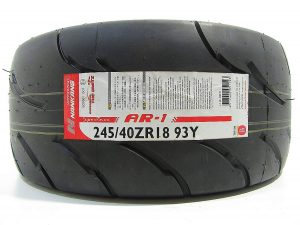 245/40R18 Nankang AR-1 Competition Semi Slick Tyre
