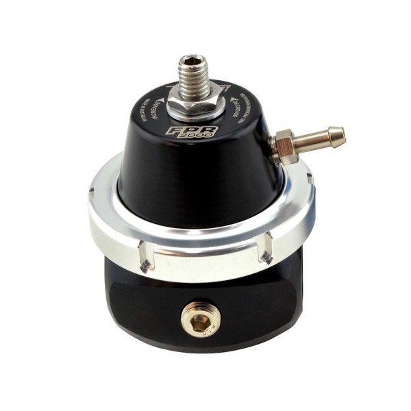 Turbosmart FPR2000 Fuel Pressure Regulator Black