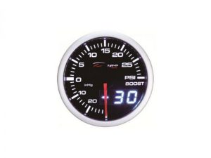 Depo Boost Gauge 52mm (Dual Display)