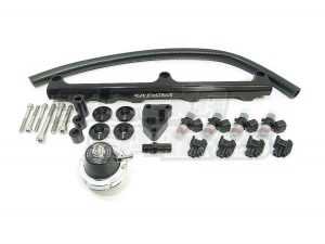 SR20DET VCT fuel rail kit with injectors