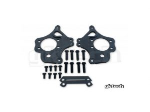 GKTech Dual Caliper Bracket (Nissan 2Pot)