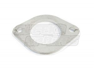 Stainless exhaust flange