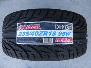 235/40R18 KENDA KAISER KR20 TYRE