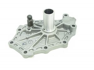 Gearbox front cover