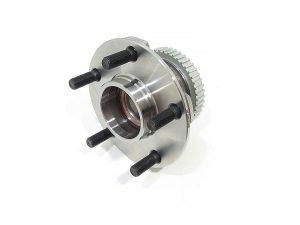 Front hub & wheel bearing