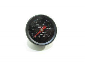 RW fuel pressure gauge