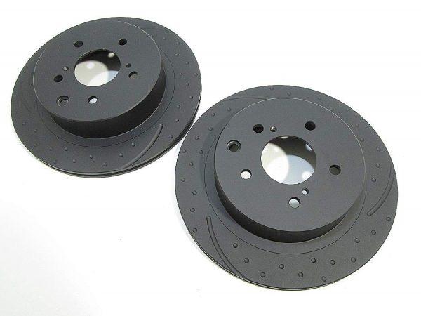 RDA R32 / R33 rotors