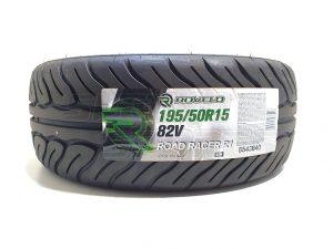 Rovelo 195/50R15 Road Racer R1