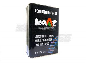 KAAZ Powertrain Oil 2L