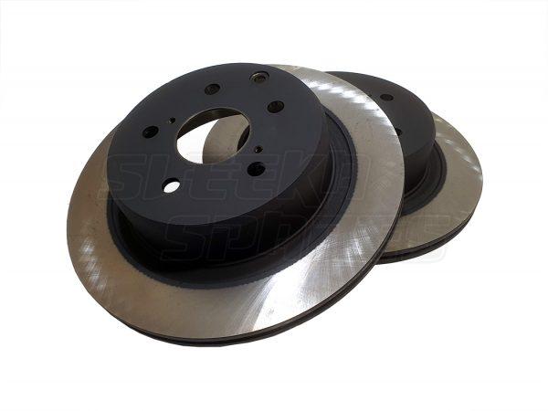 JZX100 rear discs