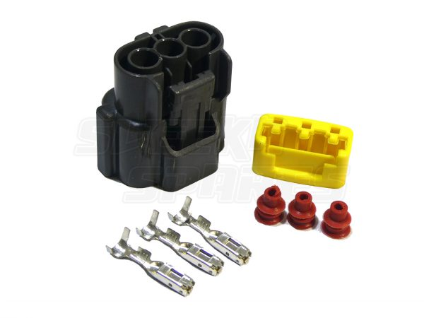 Ignition Coil Connector - Nissan Rb20/25/26 Late