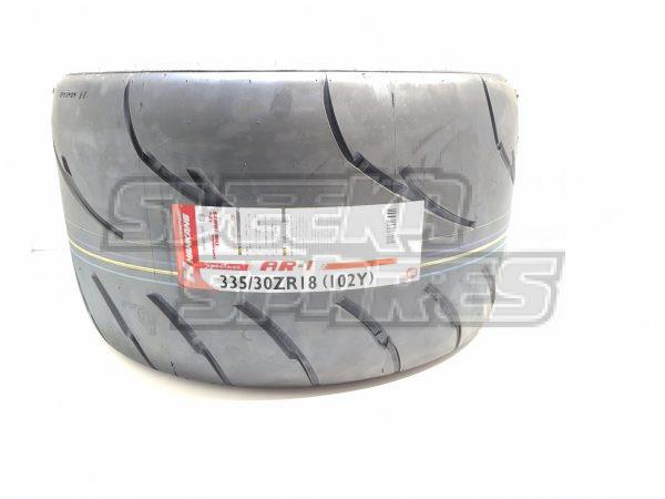 335/30R18 Nankang AR-1 Competition Semi Slick Tyre