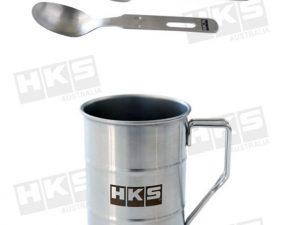 HKS Mug & Cutlery Set